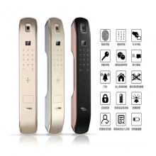 固威(GOOWIL)全自动智能门锁 Z7 智能锁指纹锁 密码锁防盗门锁芯锁体 电子锁 家用 公司用