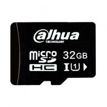 大华 乐橙32G存储卡监控摄像机视频专用TF卡SD卡DH-PFM111