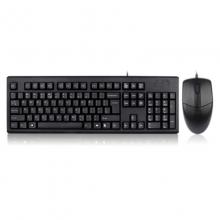 双飞燕 KK-5520N 防水光电USB笔记本台式机办公家用游戏键盘鼠标有线套装 量大优惠