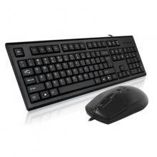 双飞燕 KR-8572NU 防水有线键盘鼠标套装笔记本台式电脑 办公家用游戏网吧键盘鼠标 量大优惠
