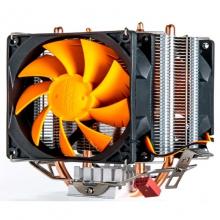 时代风源 GL7CPU散热器(双热管) 适用于115X系列 i3 i5 i7 775 AMD
