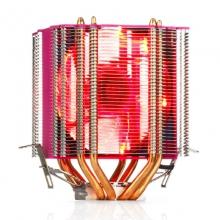 时代风源 金牛D10CPU散热器 适用于115X系列 i3 i5 i7 775 AMD