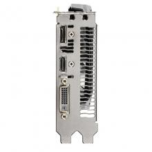 华硕(ASUS)DUAL-GTX1650-O4G  128bit 游戏电竞专业显卡 4G