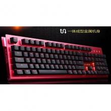 义宏品牌机械键盘 X780山海经 环宇2000W 全键无冲 104键可换轴接卸 独立的按键金属空位 全方位防尘轴机械