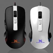 X-90守望先锋鼠标游戏炫光鼠标