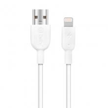 贝呗美M1 苹果线 白色 加长包装 2.1A线 独家私模 苹果数据线