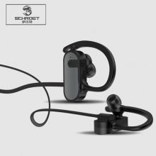 萨尔特高端手机配件 运动蓝牙耳机S01 灰色 手机耳机