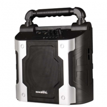奥迪诗高品质音响DA160A户外音箱音响蓝牙、USB、FM收音机、无线话筒、充电式电池