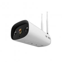 中维世纪筒机 智能摄像机C8W JVS-HC812 200W 摄像头 声光报警 支持拾音 防水 双天线