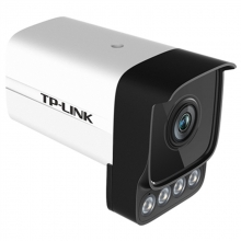TL-IPC544H-W 400万智能全彩网络摄像机 智能全彩四灯网络摄像机 监控摄像机 摄像头