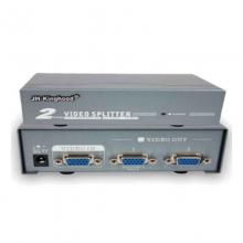 蓝海e线 转换头 转换器 分配器(180HZ)1802 带电源 一分二