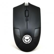 相思豆无线鼠标办公家用游戏笔记本台式电脑男女用USB无线鼠标 XW-1 黑色
