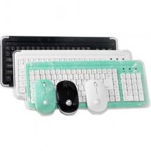 相思豆KM200无线键鼠套装 办公键鼠套装 电脑笔记本家用套装