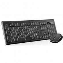 相思豆KM700巧克力无线键鼠套装 办公键鼠套装 电脑笔记本家用套装