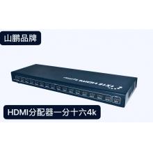 HDMI分配器一分十六4K 399元一台