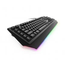外星人 Alienware Advanced版 AW568 机械/茶轴游戏电竞键盘(AlienFX灯效 全键无冲 5个宏按键)黑AW G568 KB键盘