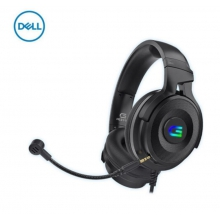 戴尔(DELL)游匣G3 G5 G7原装笔记本配件 RGB发光 电竞游戏 HS319D 赞声7.1环绕声游戏耳机 头戴式耳麦