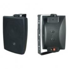 惠威款音响KD-728-4寸 功率20W喇叭单元:4寸*1只+3寸高音 尺寸148*125*210mm 定压输入:70-100v壁挂音箱 会议音响