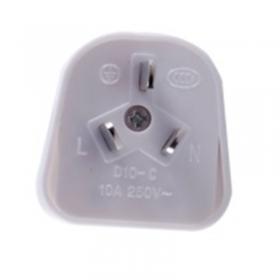 劳特 D10-C(白色款10A三插头)