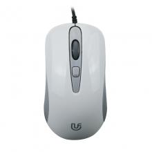 方正U62鼠标有线笔记本家用办公室台式电脑商务办公用usb鼠标