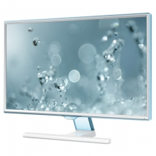 三星(SAMSUNG)S24E360HL 23.6英寸PLS臻彩广视角电脑显示器(HDMI接口)23.6寸电脑显示屏幕