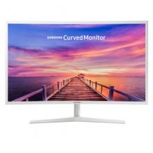 三星(SAMSUNG)C32F395FWC 31.5英寸1800R震撼曲率可壁挂曲面显示器32寸          31.5寸液晶显示屏幕