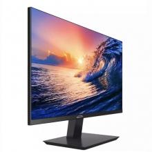 惠科23.8英寸F24B HDMI接口VGA接口电脑显示器 高清无边框家用办公液晶屏 黑色23.8寸无边框塑料底座