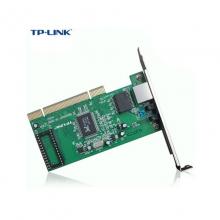 TPLINK有线网卡PCI 插口台式电脑主机内置机箱网线独立网卡