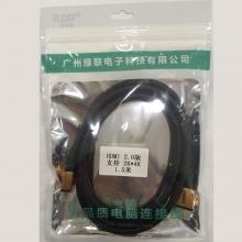 绿联富蒂斯HDMI线  2.0版支持4K*2K 工程版1.5米/3米/5米/10米/15米/20米