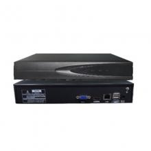 天视通NVR-9516H+录像机 天视通H265 16路稳定好速度快!