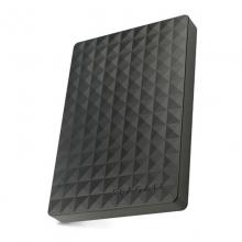 正品行货 假一赔十 希捷2T(Seagate) 2TB(STEA2000400)USB3.0 移动硬盘 睿翼 2.5英寸 商务时尚 轻薄便携 高速传输 简易备份 商务黑
