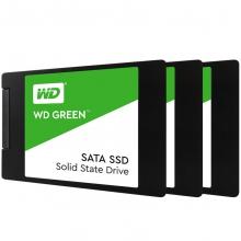 正品行货 假一赔十 西数固态硬盘 绿盘120G SATA3.0