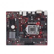 华硕 主板 B365M-PIXIU 英特尔 LGA-1151 mATX 主板配备 LED 灯效,DDR4 2666MHz, 支持 M.2, HDMI, SATA 6Gbps 和 USB 3.1 Gen 1 接口