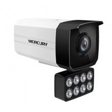 水星MIPC318W H.265+ 300万智能全彩网络摄像机 独立补光灯 日夜全彩 IP67防护 网络摄像头