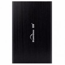 蓝硕硬盘盒 U- 25YA 2.0 串口 2.5寸蓝硕 移动硬盘盒子2.5英寸sata笔记本固态硬盘盒SSD 串口usb2.0(现货是硕乐的免螺丝)
