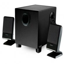 漫步者(EDIFIER) R101V 2.1声道多媒体音箱 音响 电脑音箱 黑色 促销