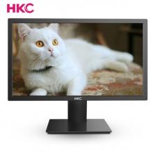 正品行货 (HKC)惠科S221 21.5英寸TN面板宽屏液晶台式机电脑监控 21.5寸显示器 护眼屏幕办公显示屏(VGA接口 壁挂)