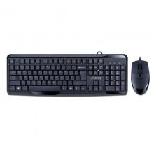 艾威克km710 键盘鼠标套装 办公超薄无声 特价促销
