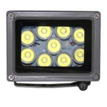 监控补光灯JH-09 LED(DC12V)白光补光灯12v供电