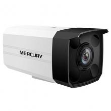 水星安防MIPC414 H.265+ 400万红外网络摄像机 400万分辨率  DC供电夜视距离可达50m 兼容主流NVR IP67防水防尘 支持壁挂、吸顶安装 支持水星APP监控摄像头
