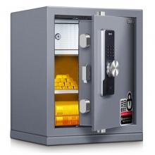 得力(deli) 保管箱 电子密码防盗 保险箱 保险柜 家用办公保险柜 【高70cm】3645A