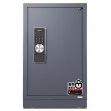 得力(deli) 保管箱 电子密码防盗 保险箱 保险柜 家用办公保险柜 【高80cm】3646A