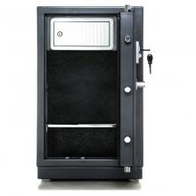 得力3658A保险柜家用大型1M高密码箱保险箱办公全钢防盗