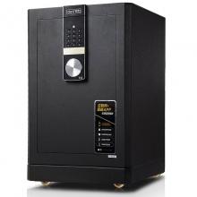 得力(deli) 黑尊保险柜 家用办公保险箱智能wifi手机APP保险柜 4087(高62宽41深36cm)