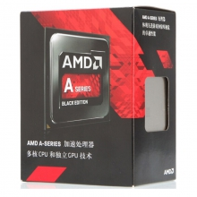 AMD APU系列 A10-9700 处理器 4核 R7核显 3.5GHz AM4接口 盒装CPU