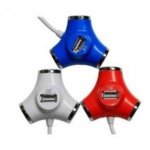 SSK/飚王 创意水管SHU012 USB分线器 HUB 高速扩展口 4口集线器