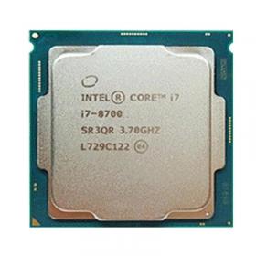 【质保三年】     英特尔i7 8700散片 CPU处理器  I7 8700    散片8代  现货