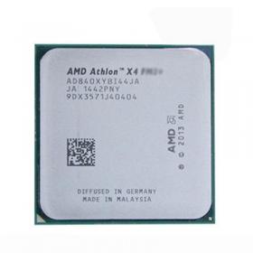 【质保三年】     AMD FM3 X4 840A/3.4GHz 四核 全新 台式机电脑CPU散片 全新