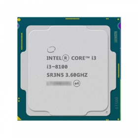 Intel/英特尔 I3 8100 四核散片 CPU 8代 质保三年