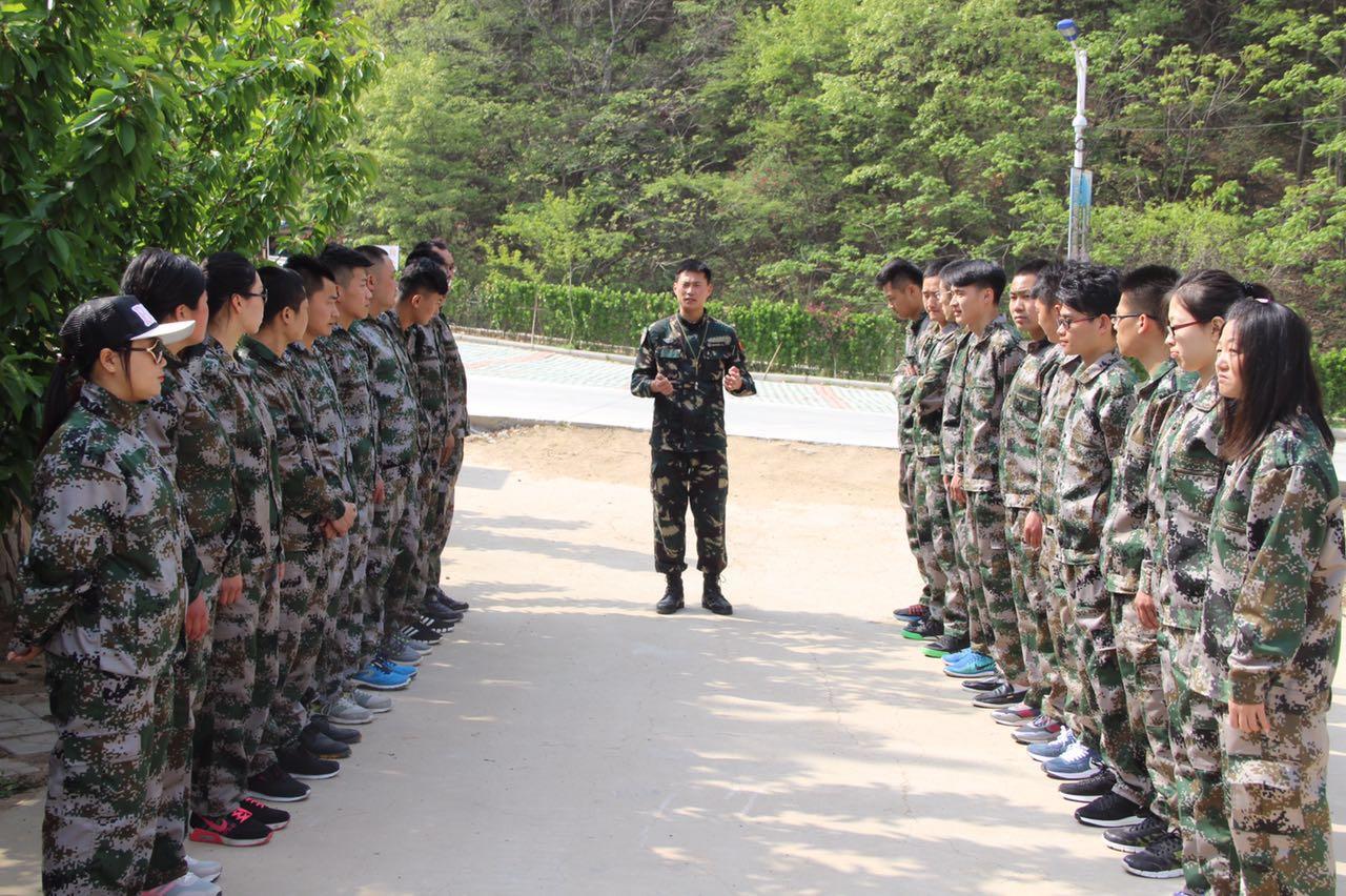 军事训练营_【勇敢的心-军事训练营】5.21-5.